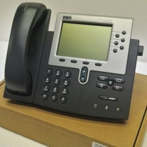 Certified Refurbished) Cisco CP-7942G Unified Ip Phone 7942