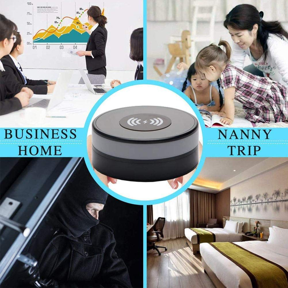 1080P Home Surveillance Camera with Night Vision Wireless WiFi Network  Mobile Phone Remote Monitoring Motion Detection Camera